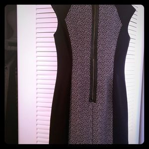 Calvin Klein size 4 dress. It's chic and brand new